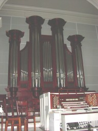 Old First Church Organ